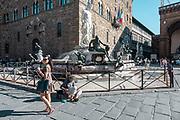 FLORENCE: Piazza della Signoria