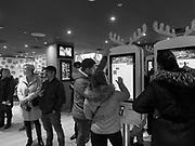 MCDONALDS, Charing Cross. 1 December 2018