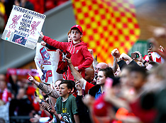 Liverpool v Brighton and Hove Albion - 13 May 2018