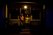 Domingos Martins_ES, Brasil...Casal em uma casa rural em Domingos Martins...A couple in the rural home in Domingos Martins...Foto: LEO DRUMOND / NITRO