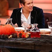 NLD/Hilversum/20121028 - Uitzending Life4You met Carlo Boszhard en Irene Moors ,
