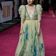 Gemma-Leah Devereux arrivers at the Judy - London premiere at Curzon Mayfair, 38 Curzon Street, on 30 September 2019, London, United Kingdom