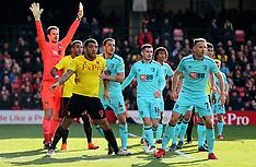 Watford v AFC Bournemouth - 31 March 2018