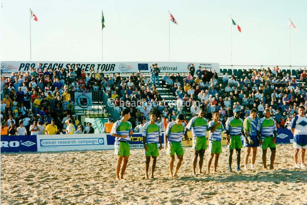 Pro Beach Soccer Tour 1996