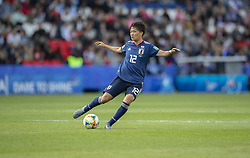 Moeka MINAMI (JPN) in action during the match of 2019 FIFA Women's World Cup France group D match between Argentina andJapan, at Parc des Princes on June 10, 2019 in Paris, France. Photo by Loic BARATOUX/ABACAPRESS.COM