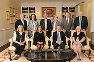 Wellesley Club annual leadership group portrait, 2013.