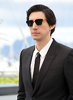 Actor Adam Driver at the Blackkklansman (Black Klansman)  film photo call at the 71st Cannes Film Festival, Tuesday 15th May 2018, Cannes, France. Photo credit: Doreen Kennedy