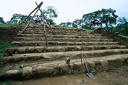 Abaj Takalik Archaeological Site