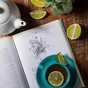 Hot Tea with Lemonade. Nathan Lambrecht/Journal Communications