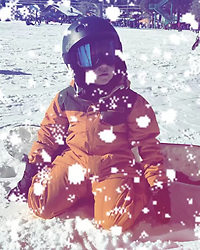 """Orlando Bloom releases a photo on Instagram with the following caption: """"getting kids dressed for the snow IS the exercise lol @burton"""". Photo Credit: Instagram *** No USA Distribution *** For Editorial Use Only *** Not to be Published in Books or Photo Books ***  Please note: Fees charged by the agency are for the agency's services only, and do not, nor are they intended to, convey to the user any ownership of Copyright or License in the material. The agency does not claim any ownership including but not limited to Copyright or License in the attached material. By publishing this material you expressly agree to indemnify and to hold the agency and its directors, shareholders and employees harmless from any loss, claims, damages, demands, expenses (including legal fees), or any causes of action or allegation against the agency arising out of or connected in any way with publication of the material."""