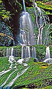 Dingman's Falls, Delaware Gap National Recreation Area, Pocono Mountains, PA