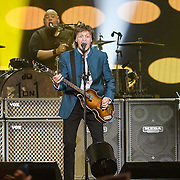 WASHINGTON, D.C. - August 9th, 2016 - Sir Paul McCartney performs at the Verizon Center in Washington, D.C. as part of his One on One Tour.  McCartney performed over 30 songs, including songs from The Beatles, The Quarreymen, Wings as well as his solo material.  (Photo by Kyle Gustafson / For The Washington Post)