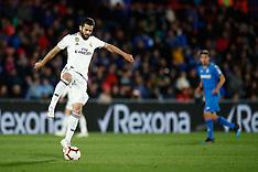 Getafe v Real Madrid 26 April 2019