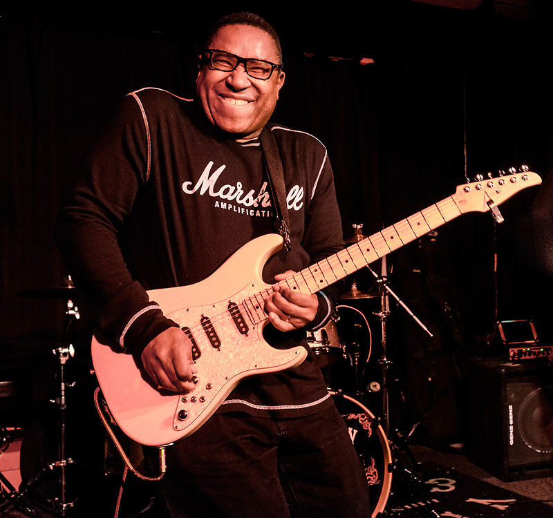 Alan Scott Band performing at Villain and Saint nightclub in Bethesda Maryland on March 24, 2017