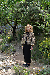 KELLY HOPPEN at the 2016 RHS Chelsea Flower Show, Royal Hospital Chelsea, London on 23rd May 2016
