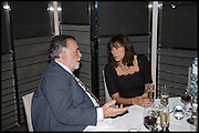 FRANCIS FORD COPPOLA; VALERIE WADE; , Liberatum Cultural Honour for Francis Ford Coppola<br /> with Bulgari Hotel & Residences, London. 17 November 2014