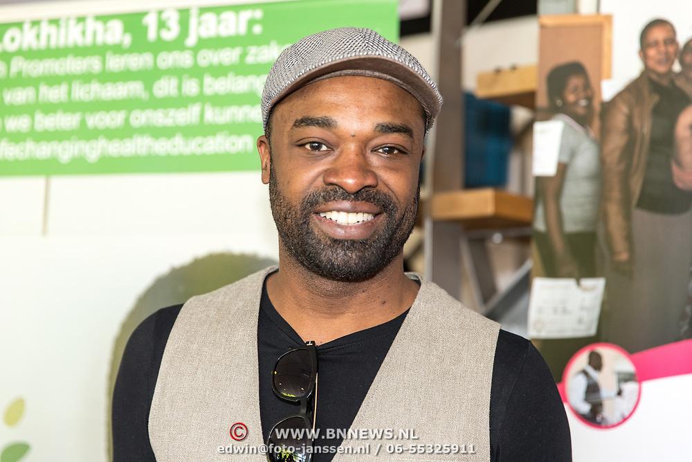 NLD/Brielle/20190614 - Bekend Nederland golft voor Afrika, Ramon Beuk