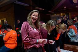 10–01-2020 NED: Side-events during OQT, Apeldoorn<br /> VIP space / Lisette van de Ven