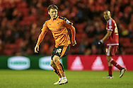 Joe Mason (Wolverhampton Wanderers) during the Sky Bet Championship match between Middlesbrough and Wolverhampton Wanderers at the Riverside Stadium, Middlesbrough, England on 4 March 2016. Photo by Mark P Doherty.