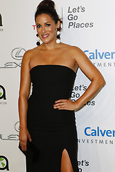 BURBANK, CA - OCTOBER 22: Actress Angelique Cabral attends the 26th annual EMA Awards presented by Toyota and Lexus and hosted by the Environmental Media Association at Warner Bros. Studios on October 22, 2016 in Burbank, California. Byline, credit, TV usage, web usage or linkback must read SILVEXPHOTO.COM. Failure to byline correctly will incur double the agreed fee. Tel: +1 714 504 6870.