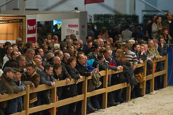 Public<br /> KWPN Hengstenkeuring - 's Hertogenbosch 2012<br /> © Dirk Caremans