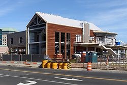Boathouse at Canal Dock Phase II | State Project #92-570/92-674 Construction Progress Photo Documentation No. 15 on 22 September 2017. Image No. 02