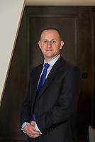 Mr Laurence Rickard, Deutsche Bank