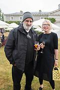 GERRY JUDAH, HELEN JUDAH, Cartier Style et Luxe, Goodwood Festival of Speed. 7 July 2019