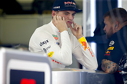 October 27, 2017 - Mexico-City, Mexico - Motorsports: FIA Formula One World Championship 2017, Grand Prix of Mexico, ..#33 Max Verstappen (NLD, Red Bull Racing) (Credit Image: © Hoch Zwei via ZUMA Wire)