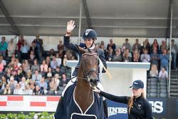 Jurado Lopez Severo Jesus, ESP, Fiontini<br /> Final 6 years of age<br /> World Championship Young Dressage Horses <br /> Ermelo 2016<br /> © Hippo Foto - Dirk Caremans<br /> 31/07/16