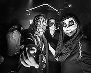 Ghent, Belgium, 20 nov 2016, Halloween party