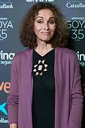 011821 35th Goya Awards Nominee Reading