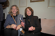 Charmian Campbell and Lucy Campbell, Party to celebrate the publication of 'Rita's Culinary Trickery' by Rita Konig. Morton's. 18 November 2004.  ONE TIME USE ONLY - DO NOT ARCHIVE  © Copyright Photograph by Dafydd Jones 66 Stockwell Park Rd. London SW9 0DA Tel 020 7733 0108 www.dafjones.com