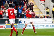 Rotherham United v Fleetwood Town 070418