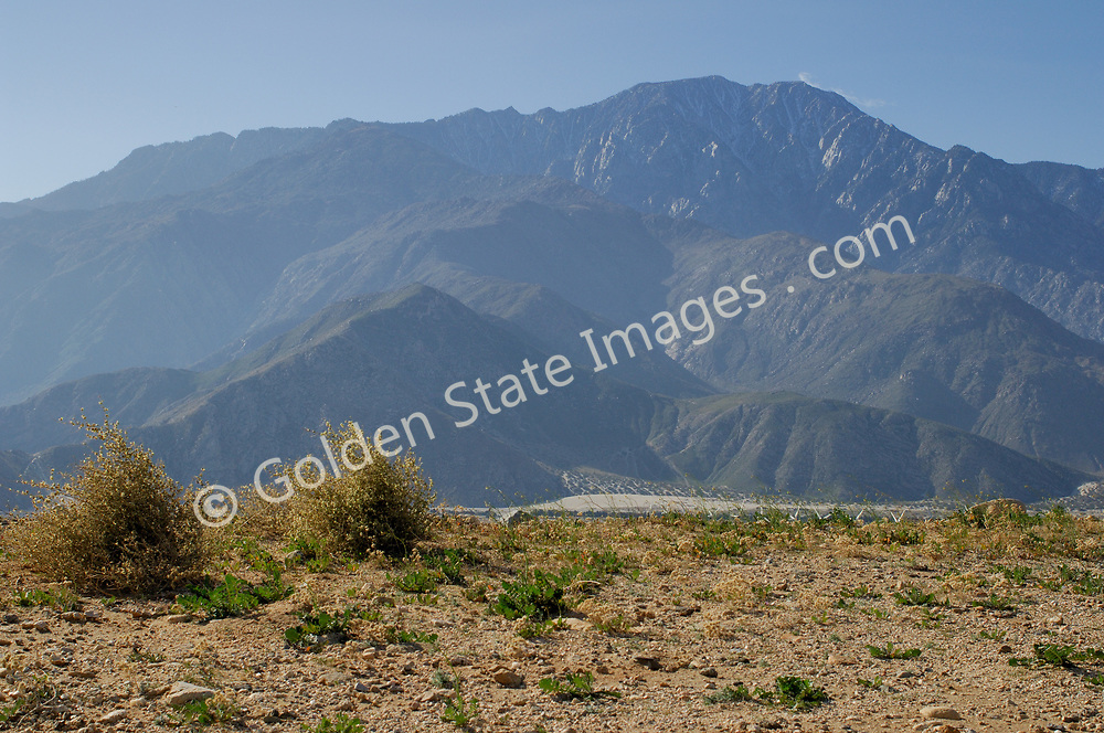 Taken North of Palm Springs.