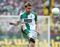 Per Mertesacker Bremen<br /> Bundesliga SV Werder Bremen - Borussia Moenchengladbach <br />  Norway only