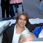 NLD/Utrecht/20061001 - Premiere tv serie circus Waltz, Koen Wouterse