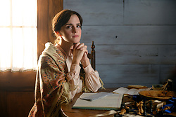 RELEASE DATE: December 25, 2019 TITLE: Little Women STUDIO: Columbia Pictures DIRECTOR: Greta Gerwig PLOT: Four sisters come of age in America in the aftermath of the Civil War STARRING: EMMA WATSON as Meg March. (Credit Image: © Columbia Pictures/Entertainment Pictures/ZUMAPRESS.com)