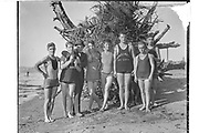 """""""The Mut Club 1915"""" (Windemuth Baths was a popular swimming spot in the Willamette river at the north point of Ross Island.)"""