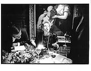 Jean Kirkpatrick. New York. 1989© Copyright Photograph by Dafydd Jones 66 Stockwell Park Rd. London SW9 0DA Tel 020 7733 0108 www.dafjones.com