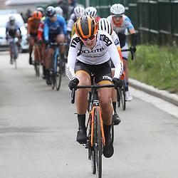 03-03-2020: Wielrennen: GP Le Samyn: vrouwen: Dour: Daniela Reis