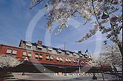 Harrisburg, PA, Restored Amtrak Transportation Center