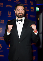 Frank Buglioni at  the British Curry Awards, at Evolution Battersea park London.