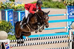 Bruynseels Niels, BEL, Cas de Liberte<br /> World Equestrian Games - Tryon 2018<br /> © Hippo Foto - Sharon Vandeput<br /> 21/09/2018