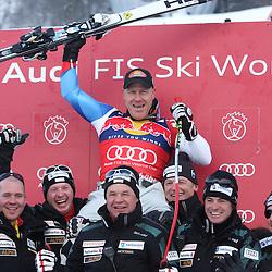 20110122: AUT, FIS World Cup Ski Alpin, Men Downhill, Kitzbuehel