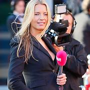 NLD/Hilversum/20100830 - Voetbalgala 2010, Powned presentatrice Nienke van Eck