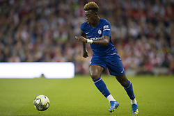 August 2, 2018 - Dublin, Ireland - Tammy Abraham of Chelsea pictured in action during the International Champions Cup match between Arsenal FC and Chelsea FC at Aviva Stadium in Dublin, Ireland on August 1, 2018  (Credit Image: © Andrew Surma/NurPhoto via ZUMA Press)