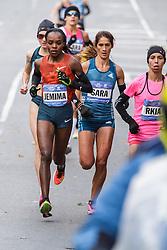 NYC Marathon, Sumgong, Moreira