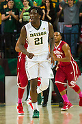 WACO, TX - JANUARY 24: Taurean Prince #21 of the Baylor Bears looks on against the Oklahoma Sooners on January 24, 2015 at the Ferrell Center in Waco, Texas.  (Photo by Cooper Neill/Getty Images) *** Local Caption *** Taurean Prince