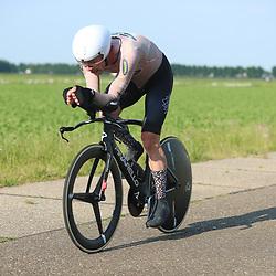 EMMEN (NED) June 16: <br /> CYCLING <br /> Elmar Reinders (Netherlands / Riwal Readynez Cycling Team)